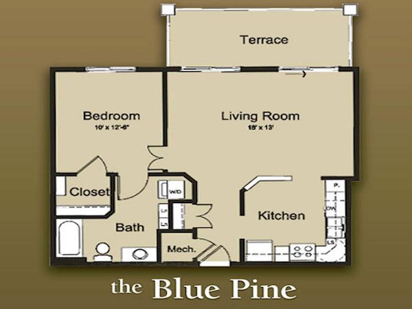 bluePine